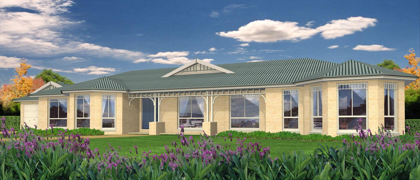 Fitzroy Home Design - Single Storey   Marksman Homes - Illawarra Home Builder