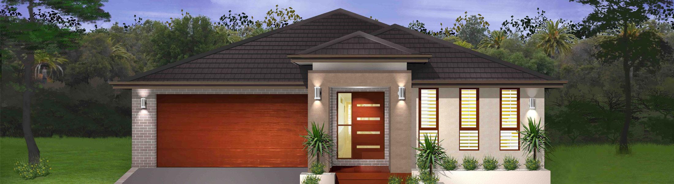 Sandy Bay Home Design - Single Storey   Marksman Homes - Illawarra Home Builder