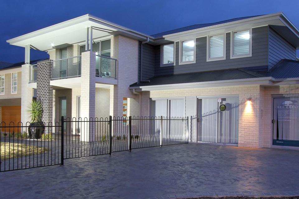Double Storey - Daintree Home Design - External