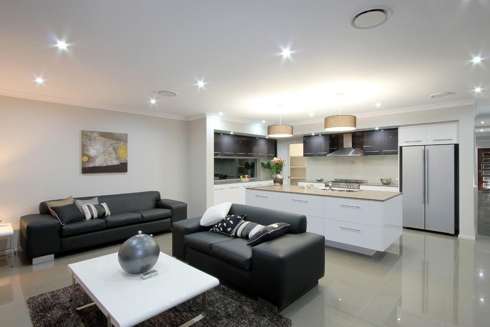 Double Storey - Daintree Home Design - Internal Living