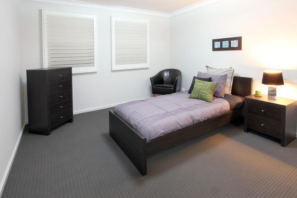Double Storey - Daintree Home Design - Internal Bedroom