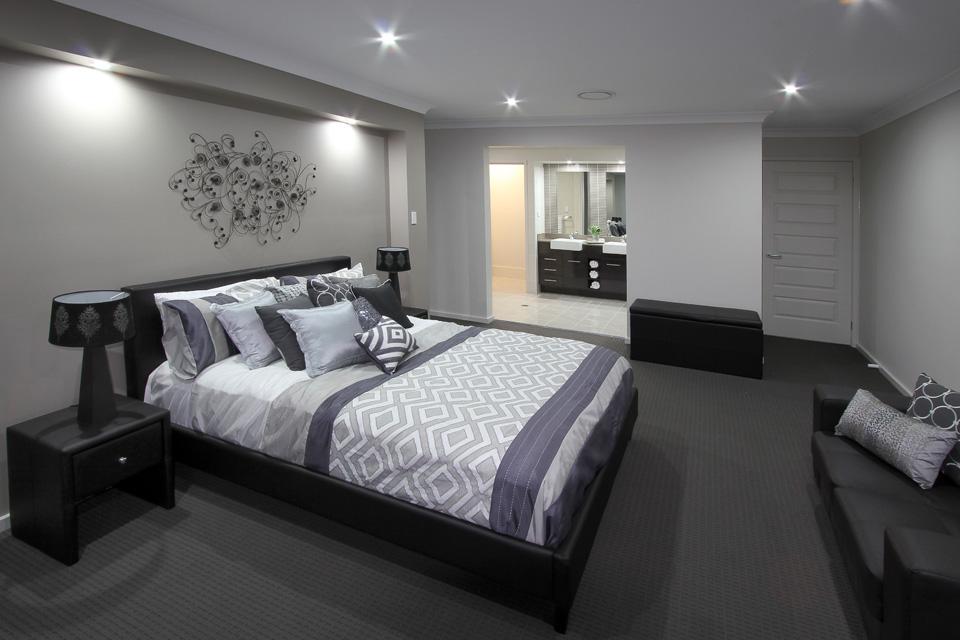 Double Storey - Daintree Home Design - Internal Master Bedroom