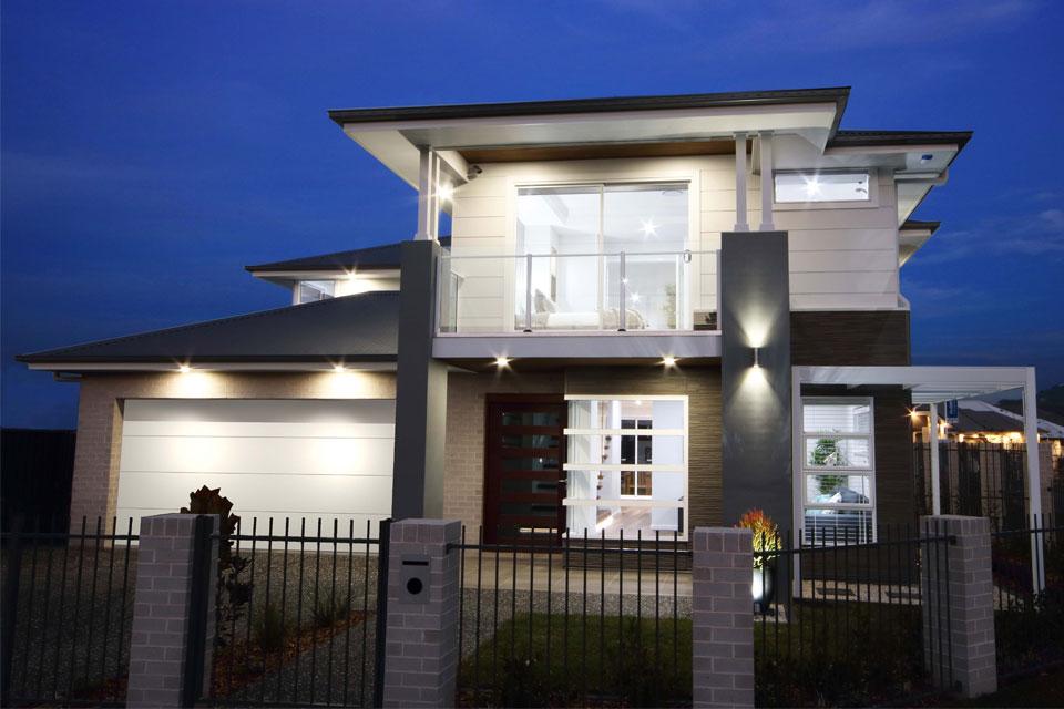 Double Storey - Lindeman Valley Home Design - External