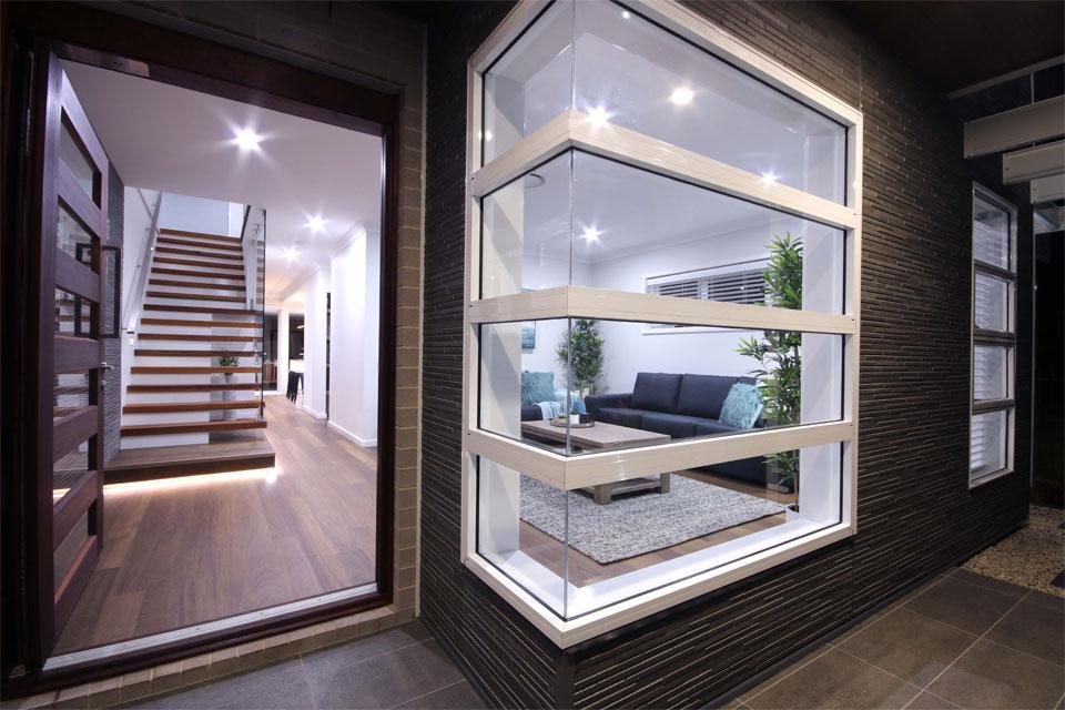 Double Storey - Lindeman Valley Home Design - External - Entrance