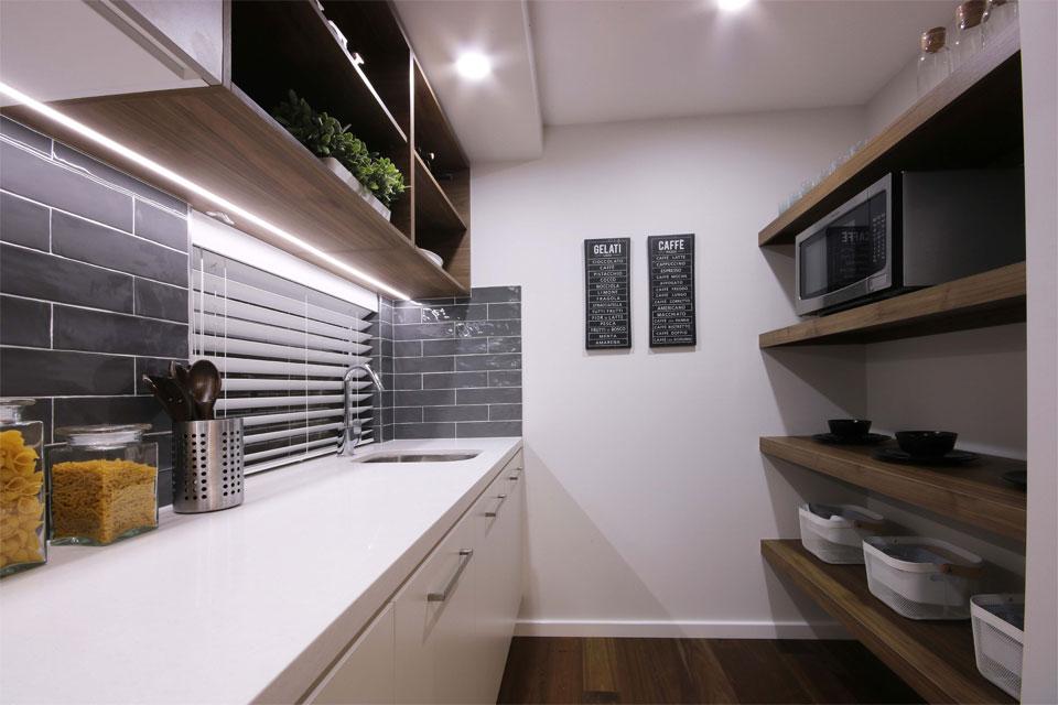 Double Storey - Lindeman Valley Home Design - Internal - Pantry
