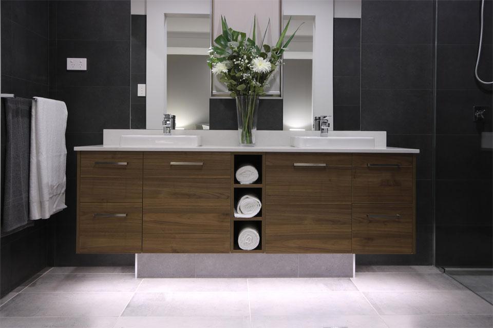 Double Storey - Lindeman Valley Home Design - Internal - Bathroom