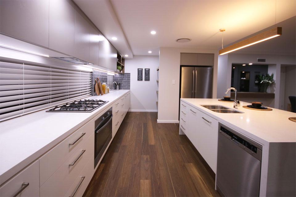 Double Storey - Lindeman Valley Home Design - Internal - Kitchen