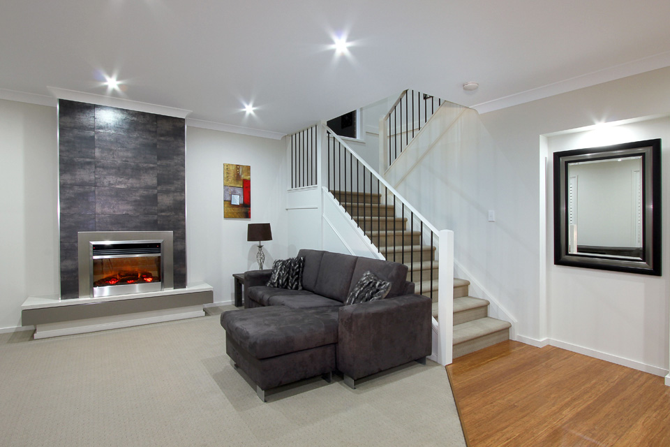 Seacrest Home Design - Double Storey   Internal - Living
