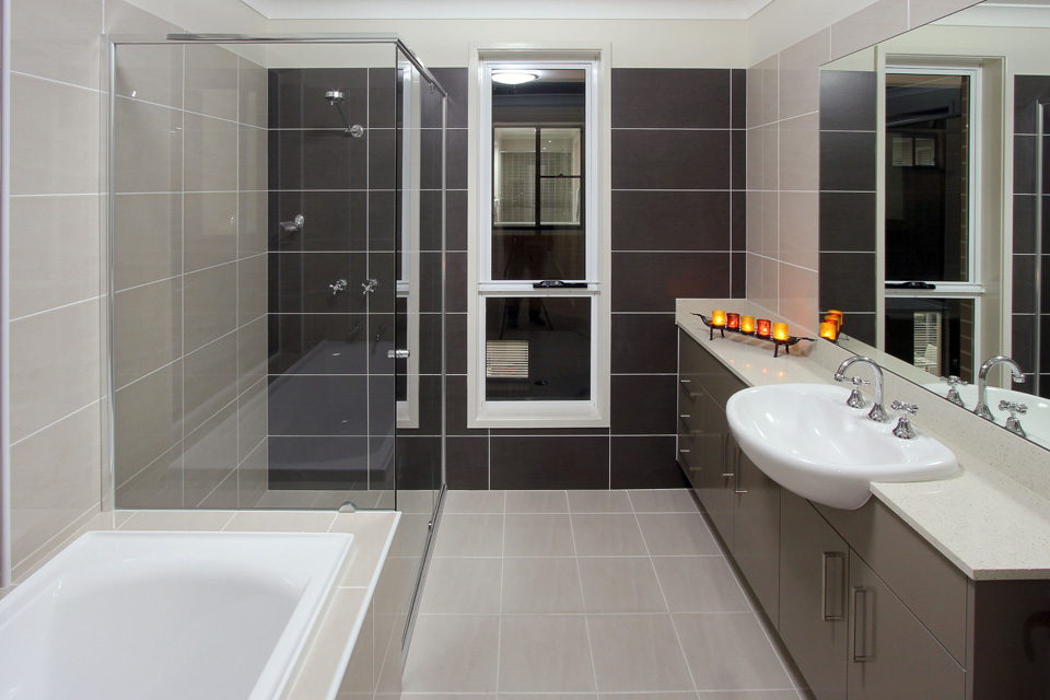 Seacrest Home Design - Double Storey   Internal - Bathroom