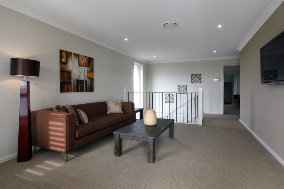 Seacrest Home Design - Double Storey   Internal - Activity Room