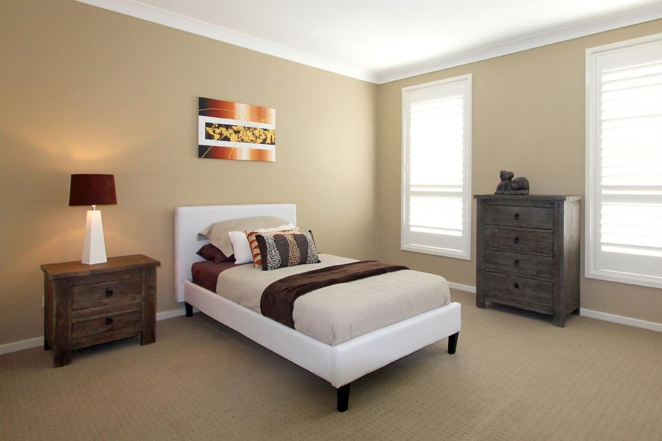 Seacrest Home Design - Double Storey   Internal - Bedroom