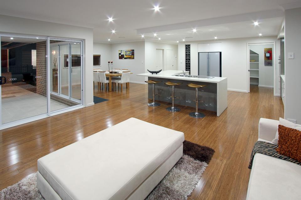 Seacrest Home Design - Double Storey   Internal - Kitchen