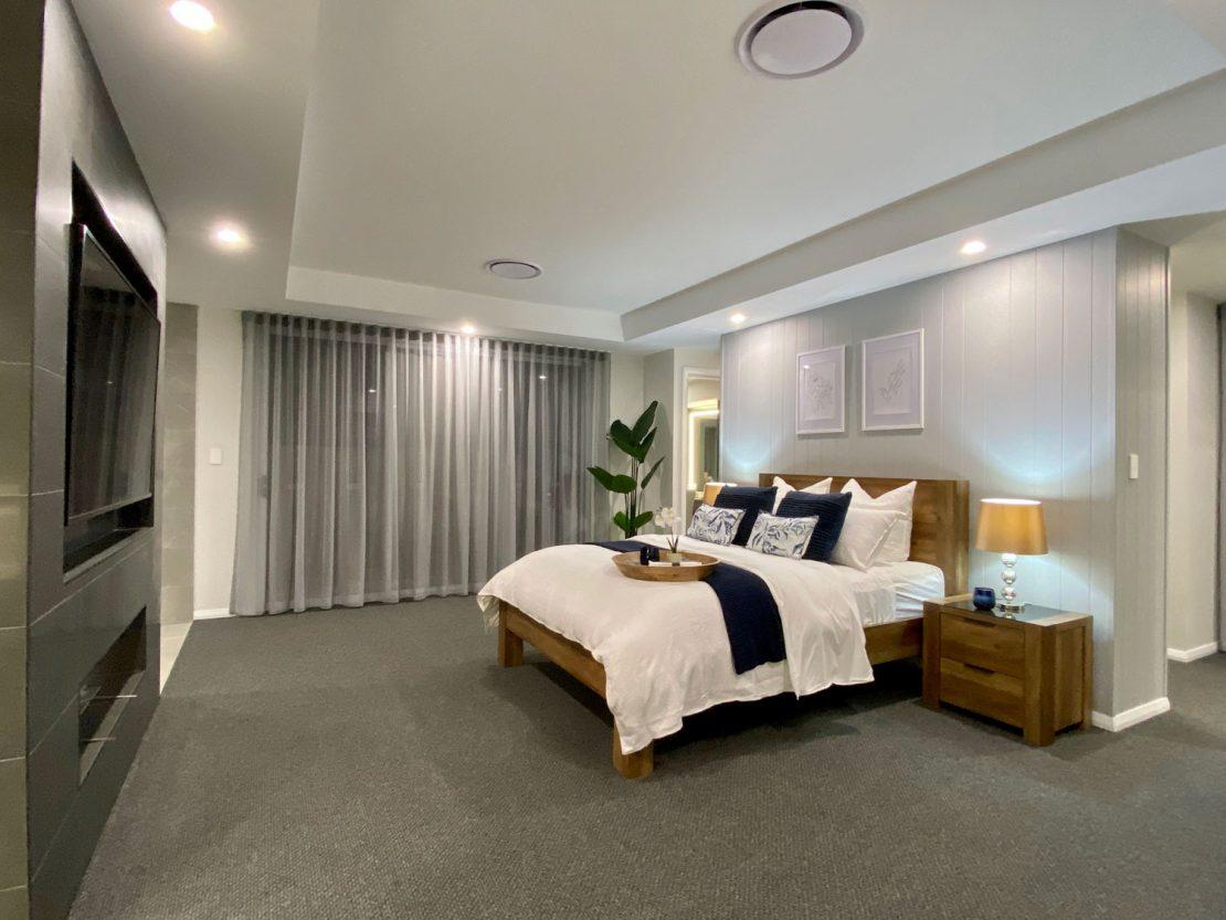 The Estate House | Acreage Home Design | Marksman Homes