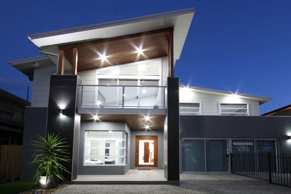 Double Storey - Daintree Cove Home Design - External