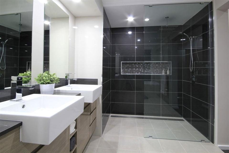 Double Storey - Daintree Cove Home Design - Internal Bathroom