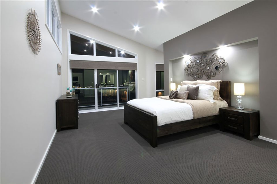 Double Storey - Daintree Cove Home Design - Internal Bedroom