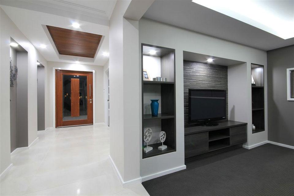 Double Storey - Daintree Cove Home Design - Internal Entrance