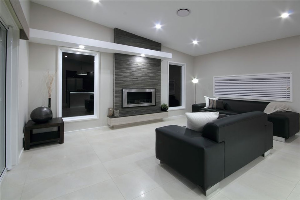 Double Storey - Daintree Cove Home Design - Internal Family Room