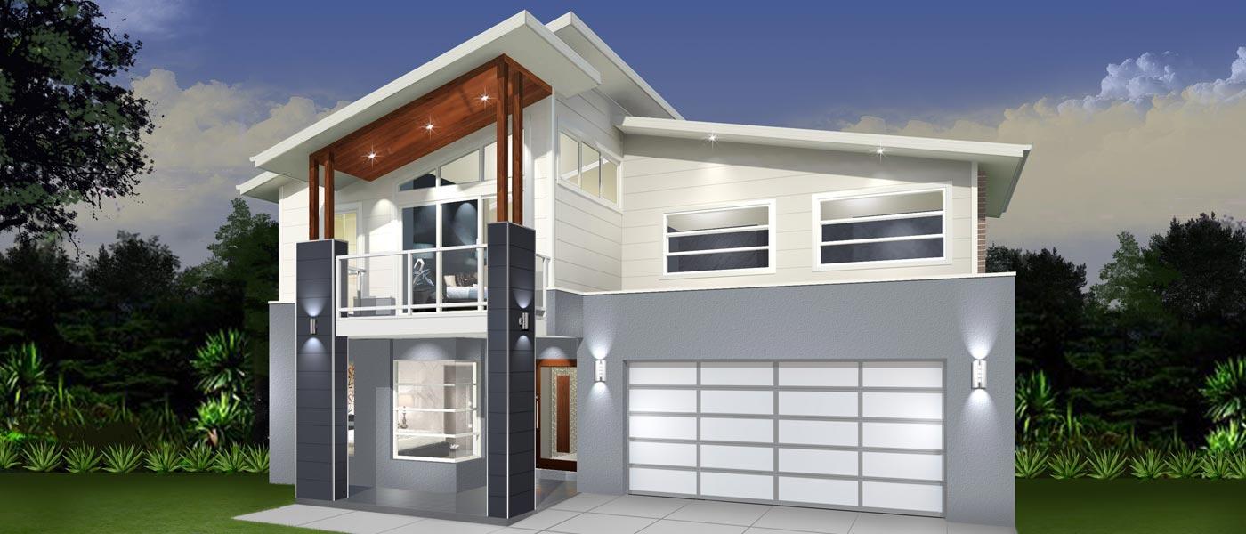 Daintree Cove Home Design - Double Storey   Marksman Homes - Illawarra Home Builder