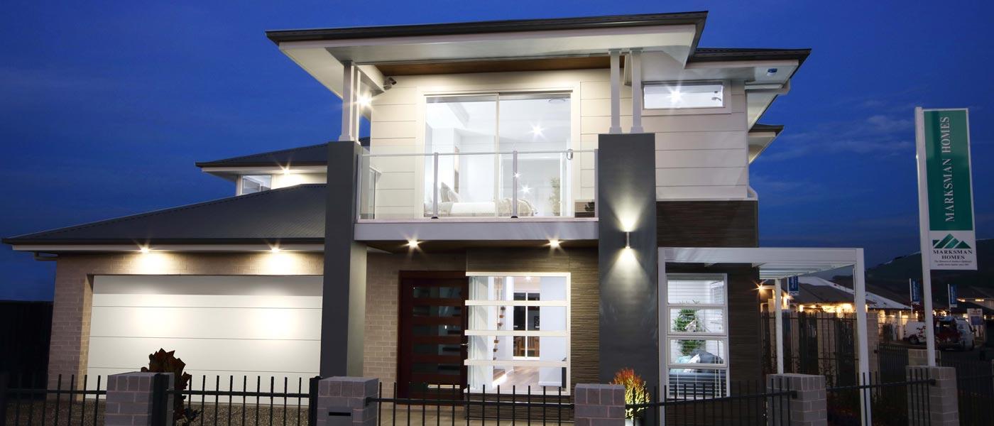Lindeman Valley Home Design - Double Storey   Marksman Homes - Illawarra Home Builder