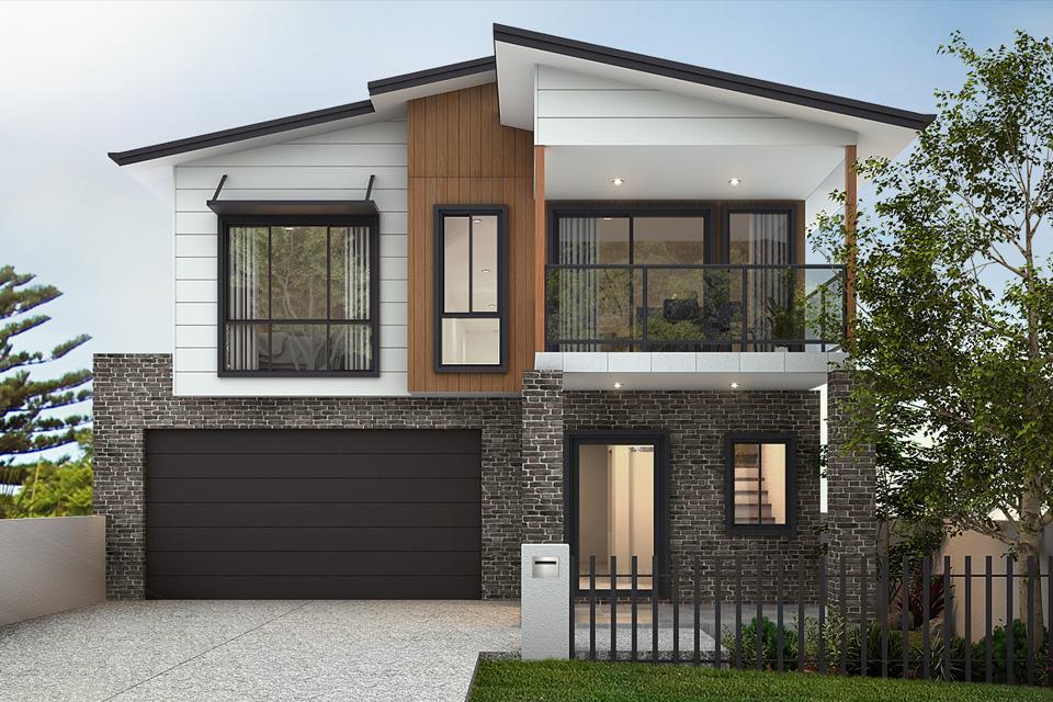 Double Storey - Scarborough Home Design