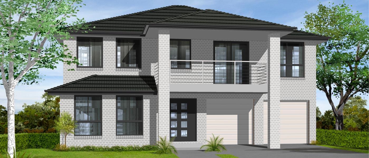 Springwood Home Design - Double Storey