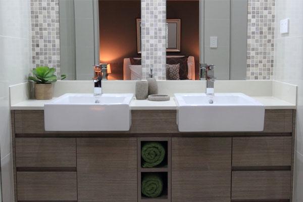 Split Level - Hayman Home Design - Internal - Bathroom
