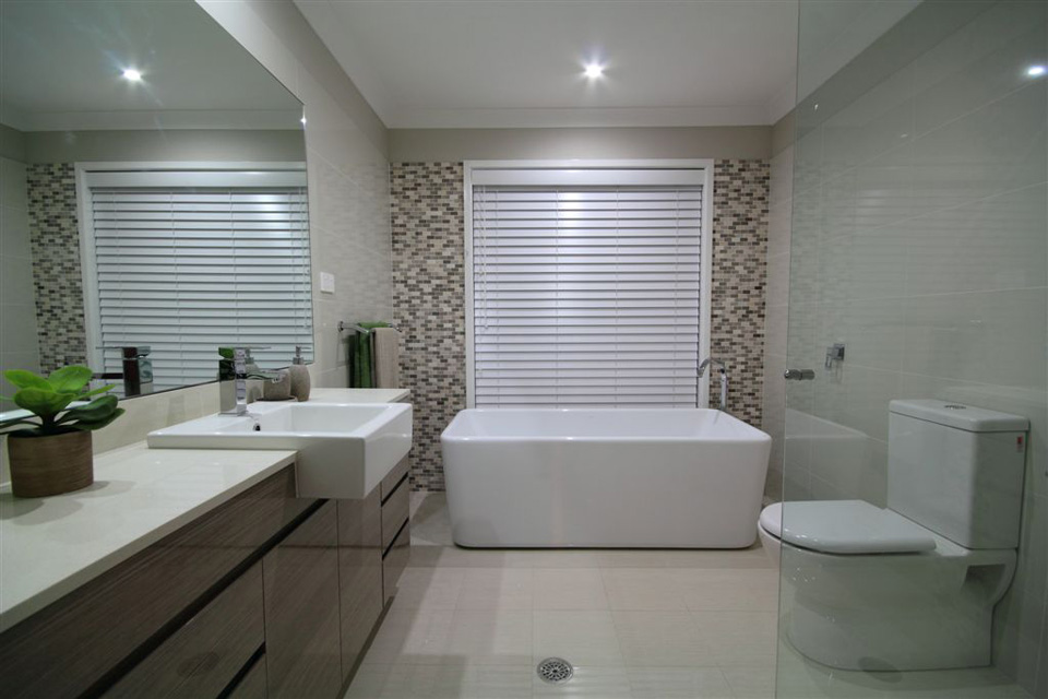 Split Level - Hinchinbrook Home Design - Internal - Bathroom