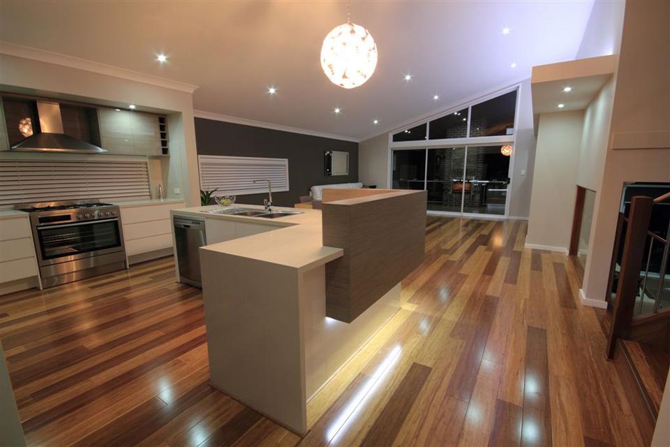 Split Level - Hinchinbrook Home Design - Internal - Kitchen