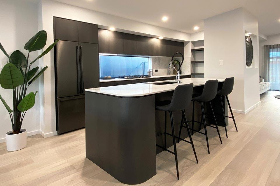 Kitchen - Sierra Exhibition Home | Calderwood | Split Level | Marksman Homes