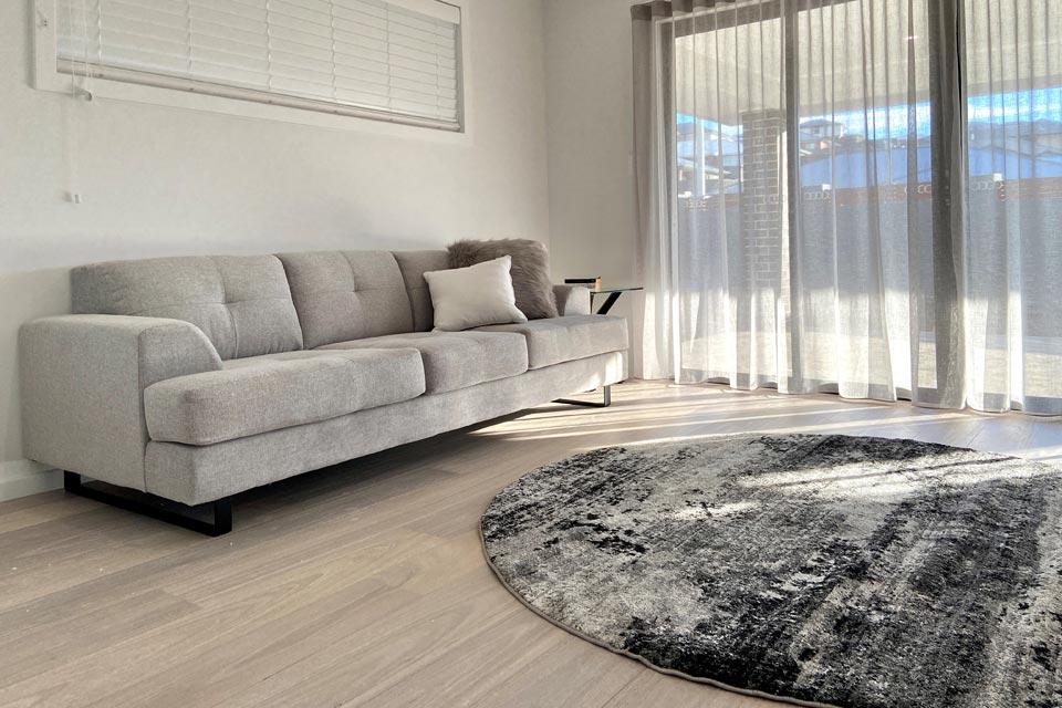 Home Theatre - Sierra Exhibition Home | Calderwood | Split Level | Marksman Homes