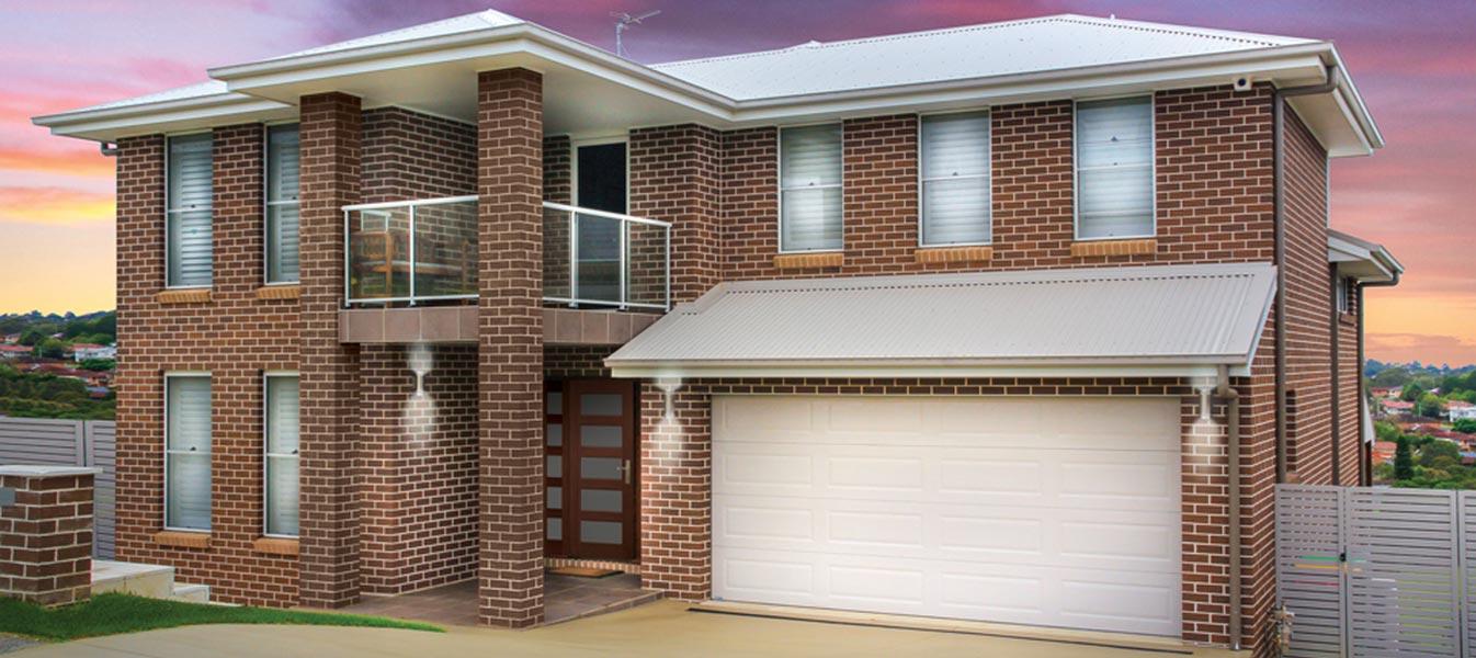 Skyline Home Design - Split Level | Marksman Homes - Illawarra Home Builder