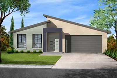 Waterford Home Design - Single Storey   Marksman Homes - Illawarra Home Builder