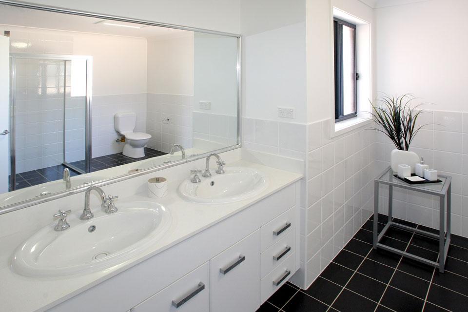 Double Storey - Entertainer Home Design - Internal - Bathroom