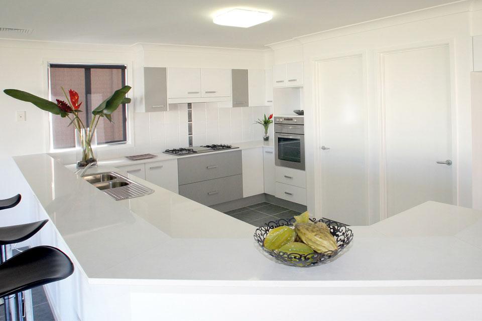 Double Storey - Entertainer Home Design - Internal - Kitchen