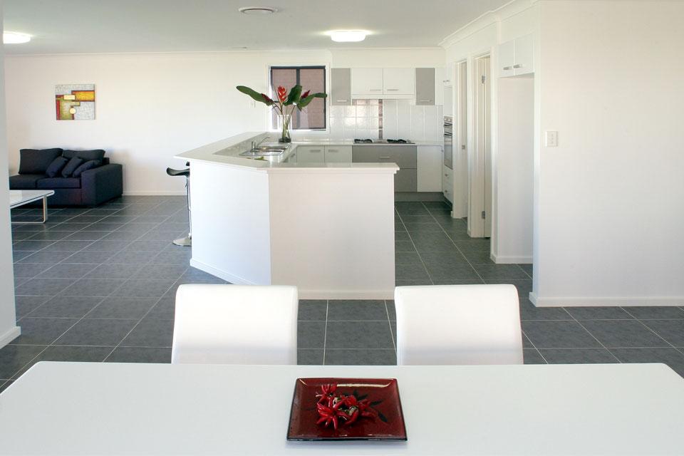 Double Storey - Entertainer Home Design - Internal - Living