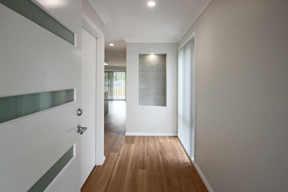 Entrance | Dual Occupancy - Duplex | Marksman Homes