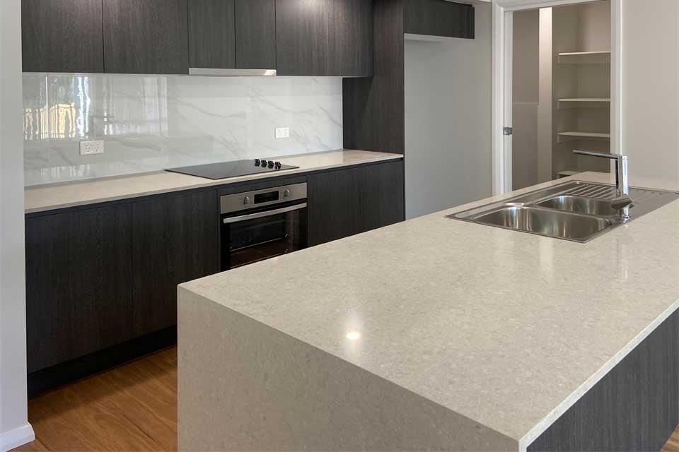 Kitchen | Dual Occupancy - Duplex | Marksman Homes