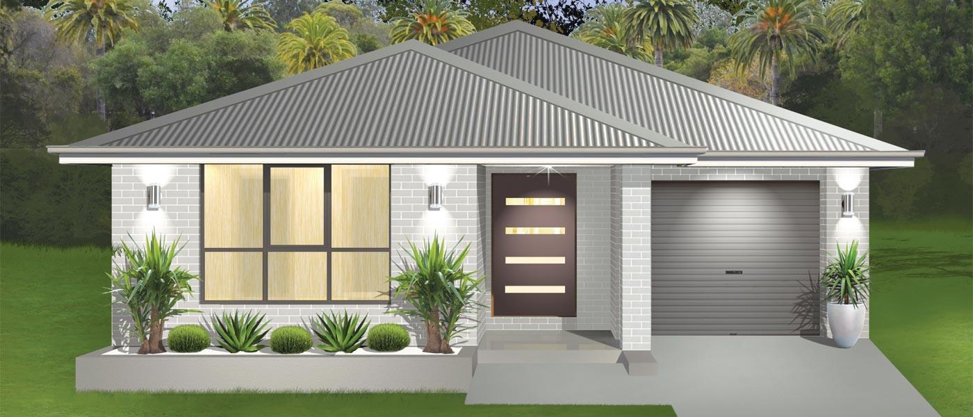 Split Level - Sundowner II Home Design - Inspirations Range