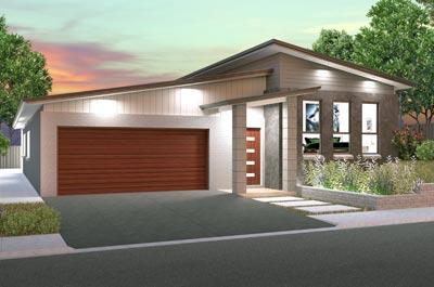 Split Level - Whitsunday Home Design - Modern Facade